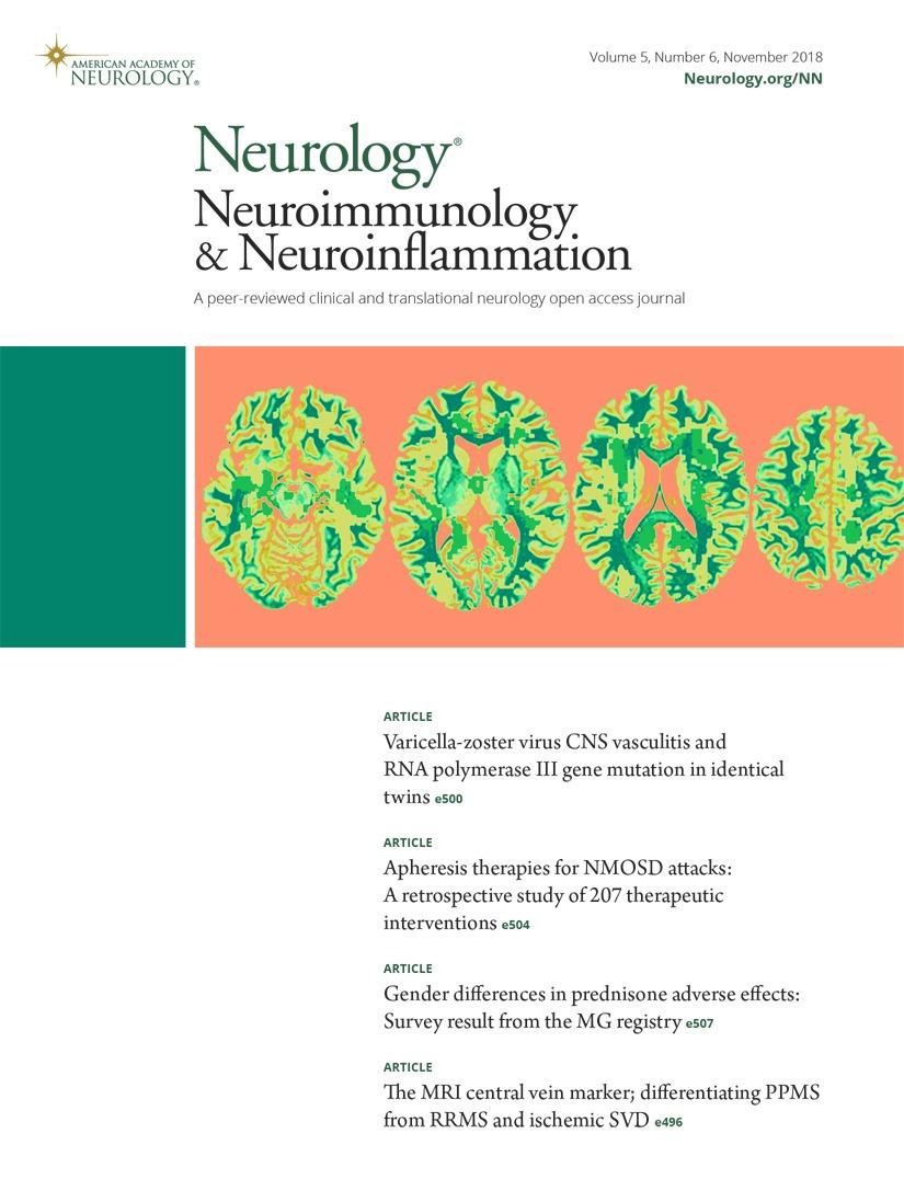 Gender differences in prednisone adverse effects | Neurology