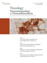 Neurology - Neuroimmunology Neuroinflammation: 5 (4)