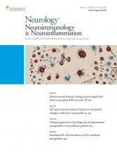Neurology - Neuroimmunology Neuroinflammation: 7 (2)